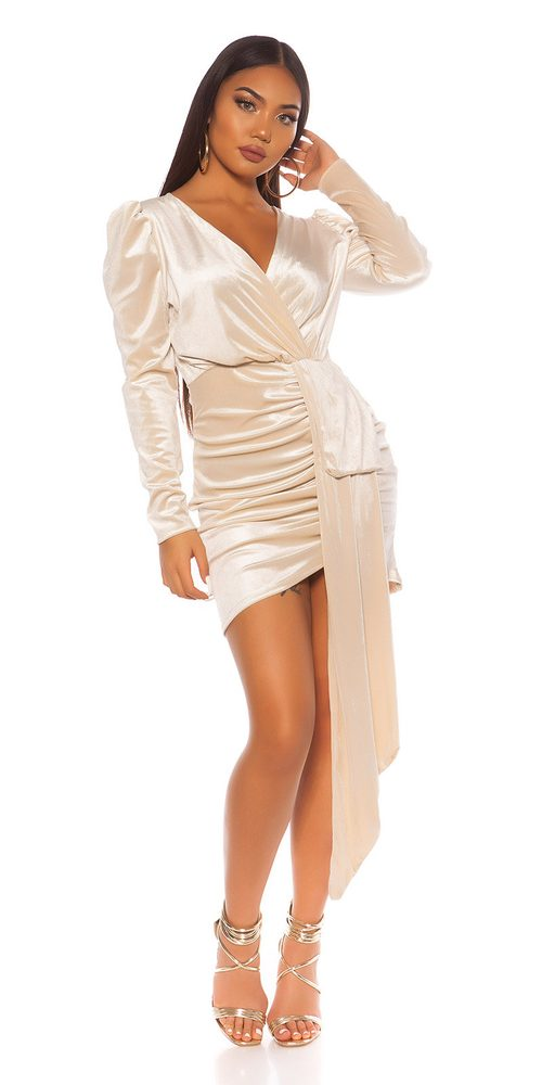 Spoločenské mini šaty Koucla in-sat2120be
