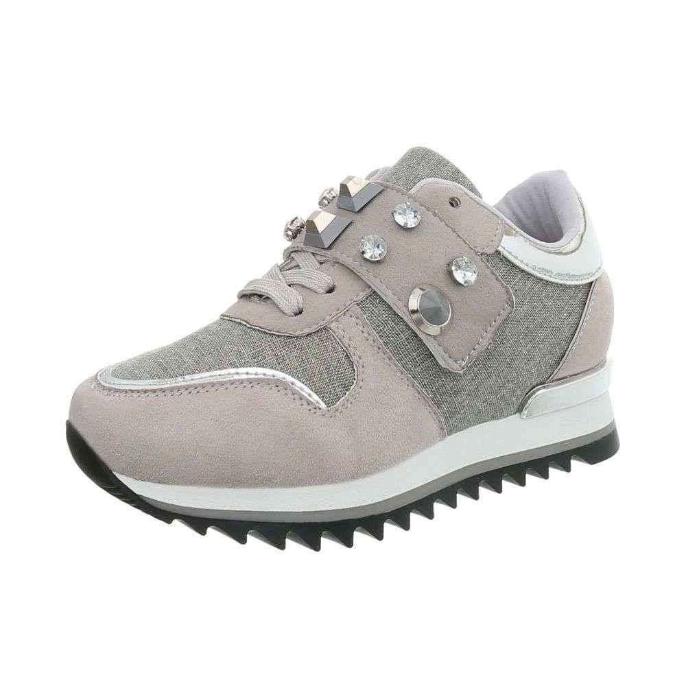 Šedé sneakers - 39 EU shd-osn1104gr