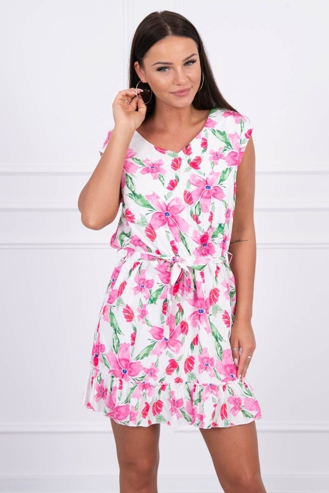 Letní dámské šaty Kesi ks-sa65406tpi