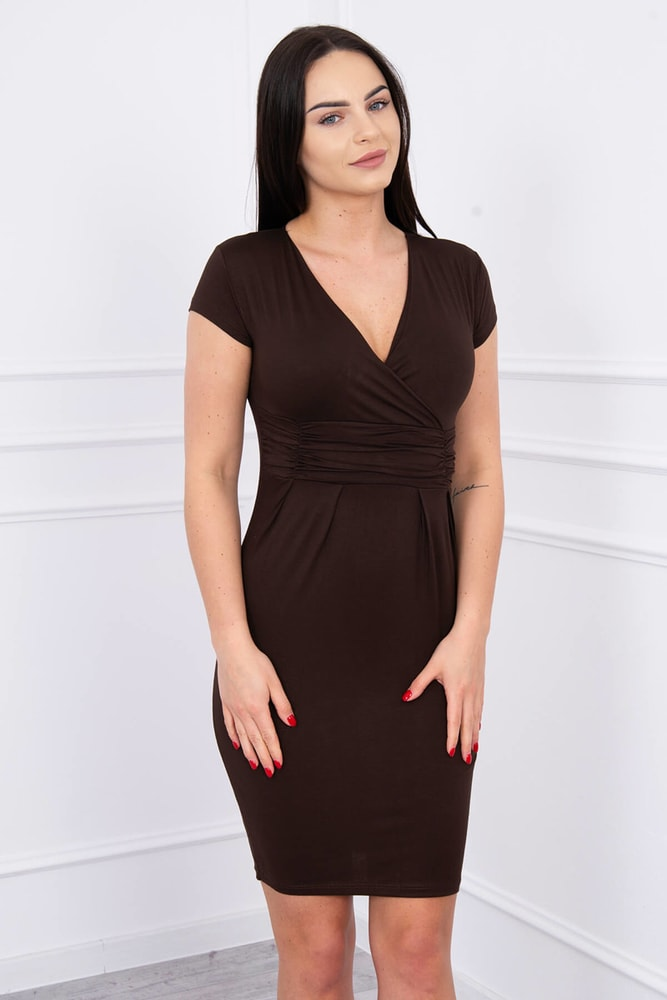 Dámske elegantné šaty - XXL Kesi ks-sa8310hn