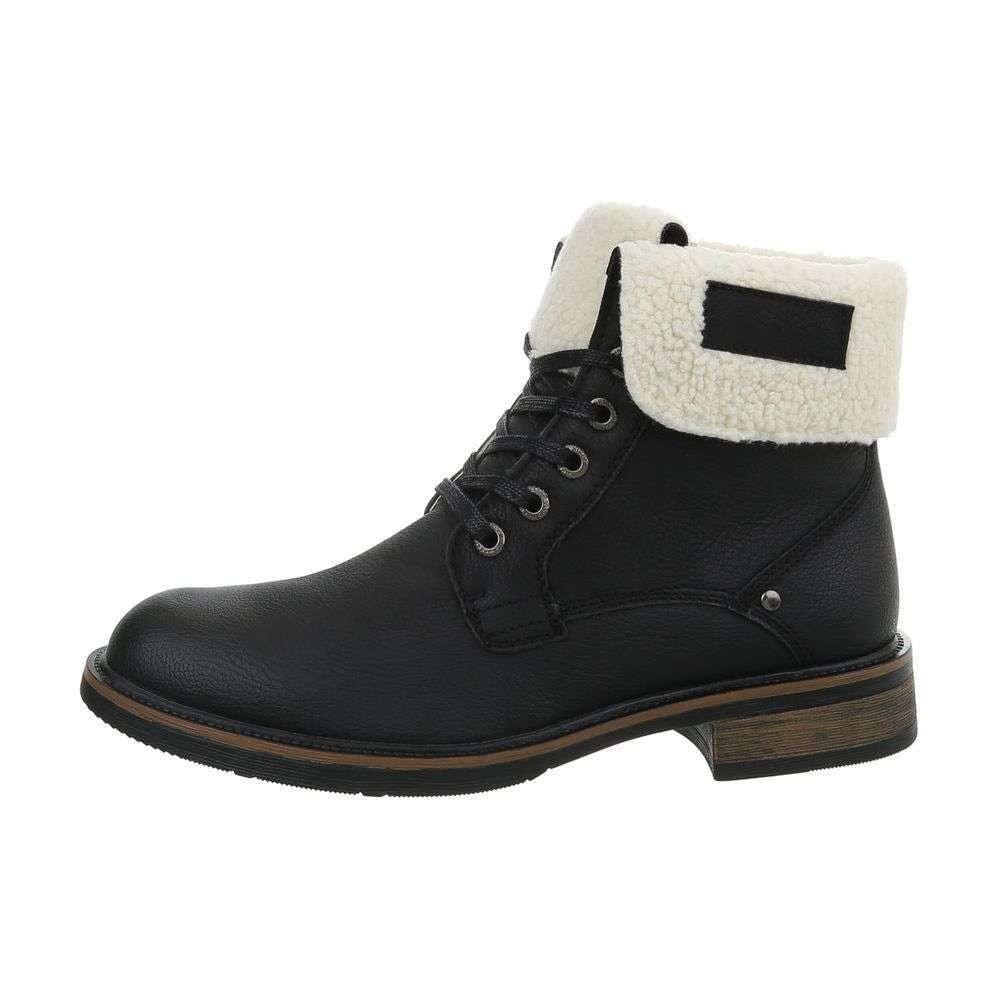 Zimní pánská obuv - 42 EU shp-okk1008bl