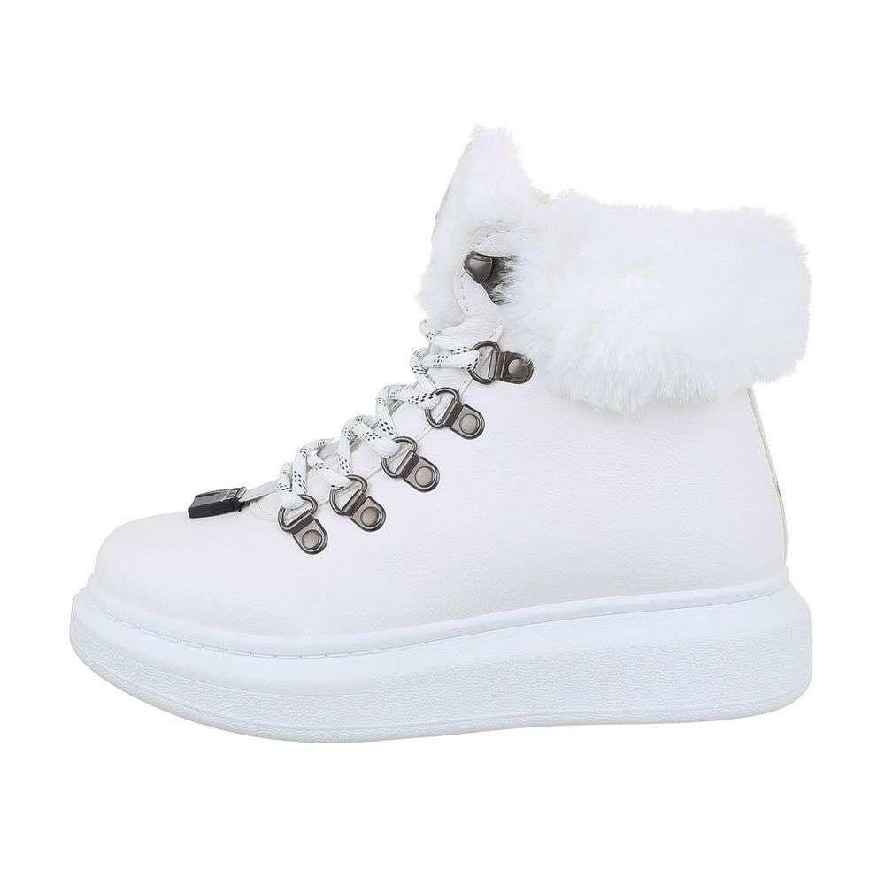 Kotníková zimní obuv - 39 EU shd-okk1189wh