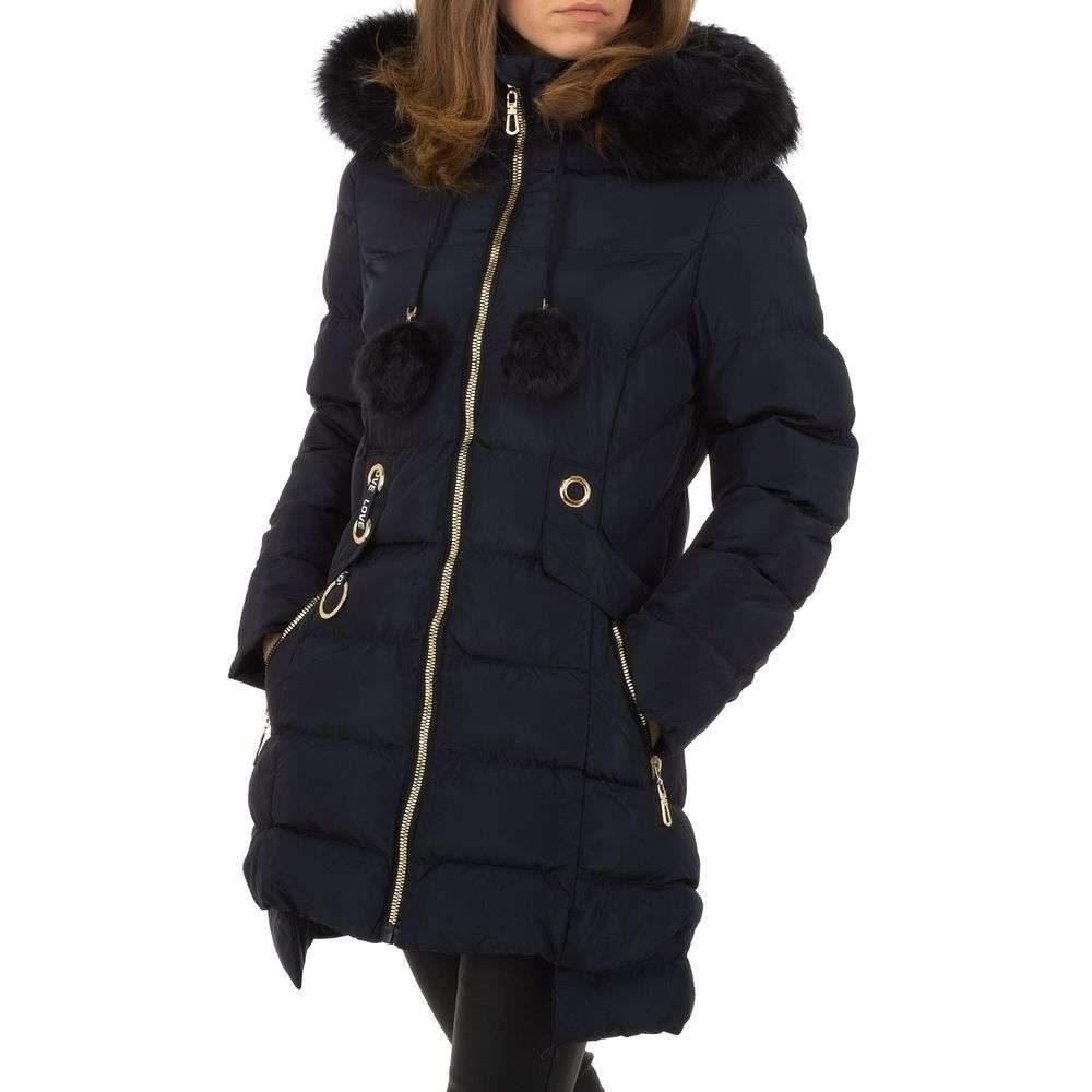 Prešívaná zimná bunda - XXL/44 EU shd-bu1147tm