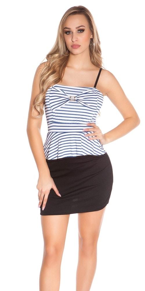 Letní dámské mini šaty Koucla in-sat1784tm