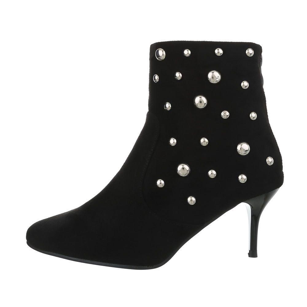 Členková dámska obuv EU shd-okk1071bl