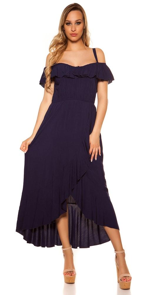 Dlouhé letní šaty Koucla in-sat2047tm