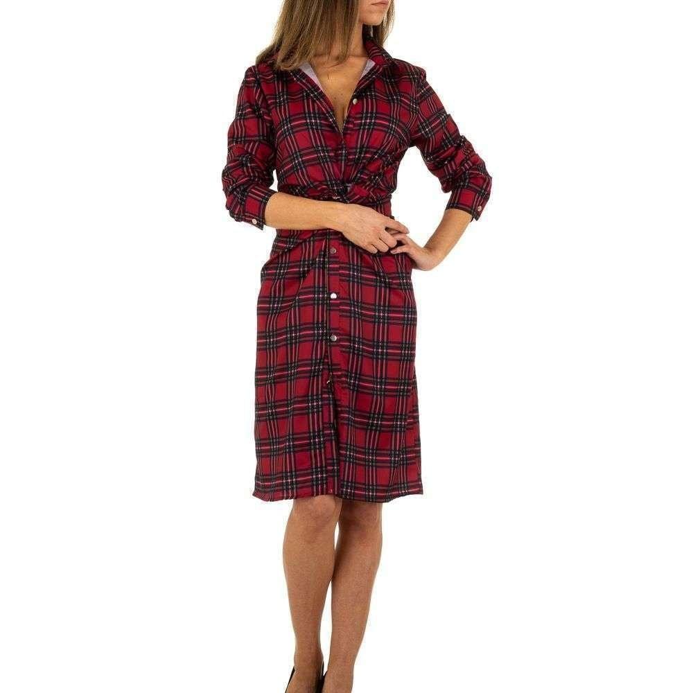 Kárované šaty - L/40 EU shd-sat1085re