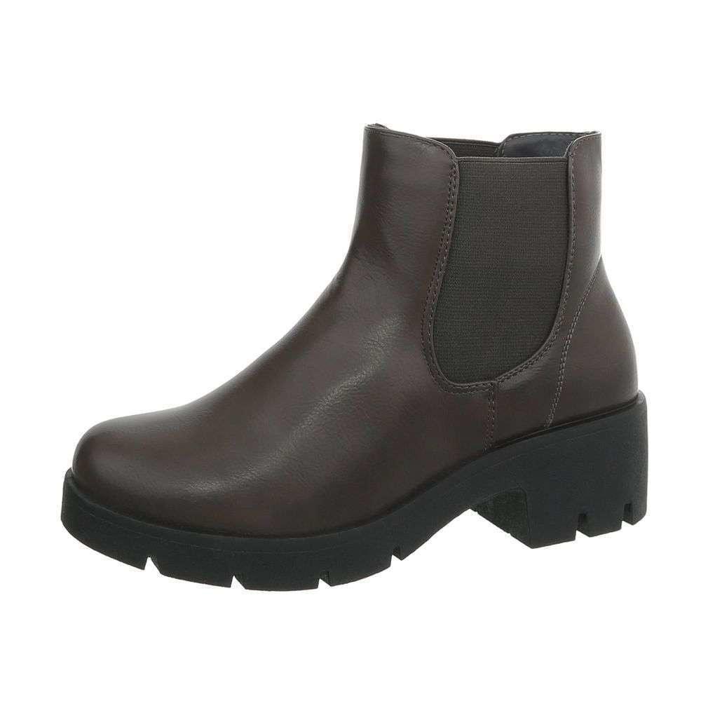 Dámske členkové topánky - 37 EU shd-okk1067gr