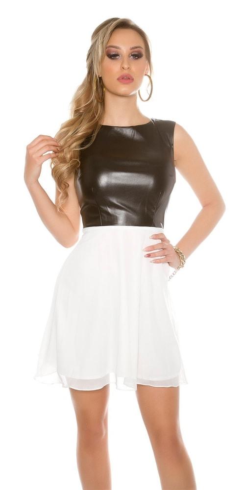 Dámske spoločenské šaty Koucla in-sat1463wh