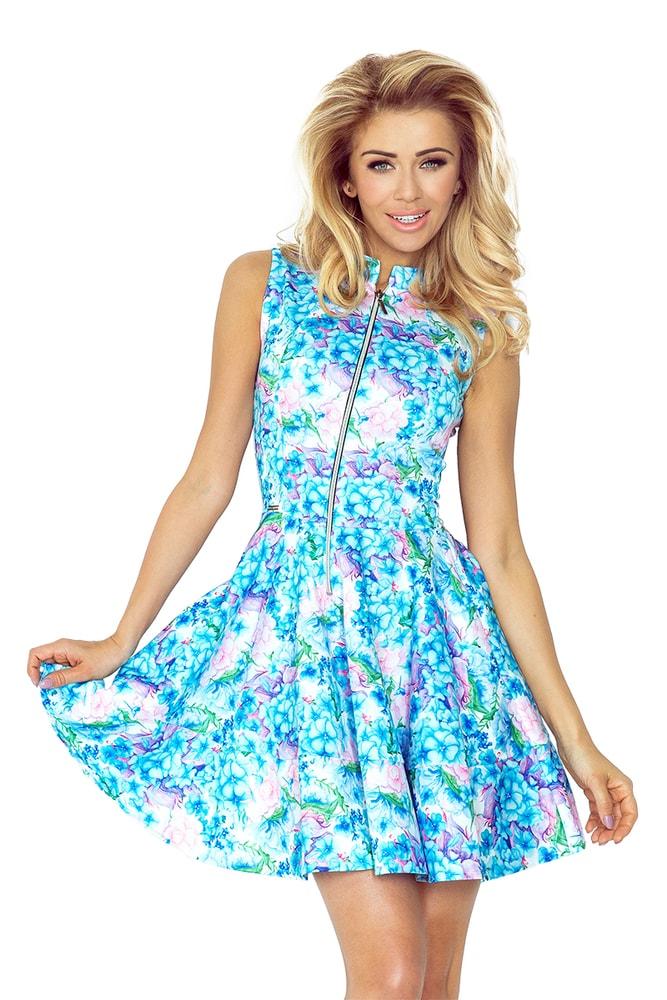 Letné dámske šaty Numoco nm-sat123-13