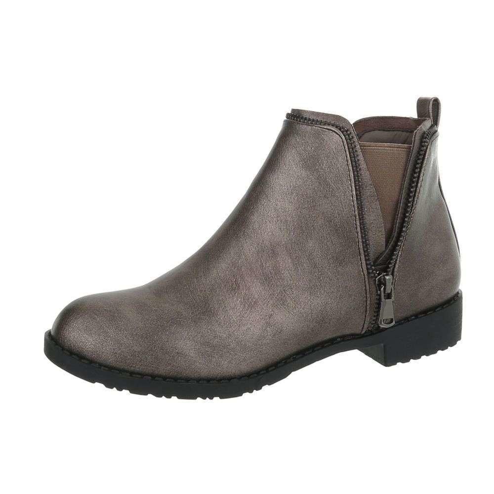 Členková dámska obuv - 41 EU shd-okk1047br