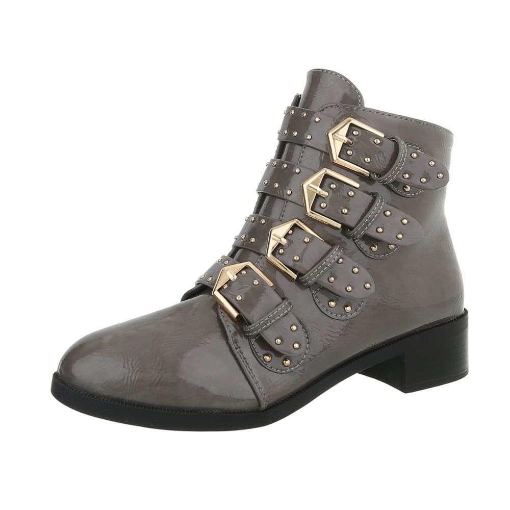 Členková dámska obuv - 40 shd-okk1009gr