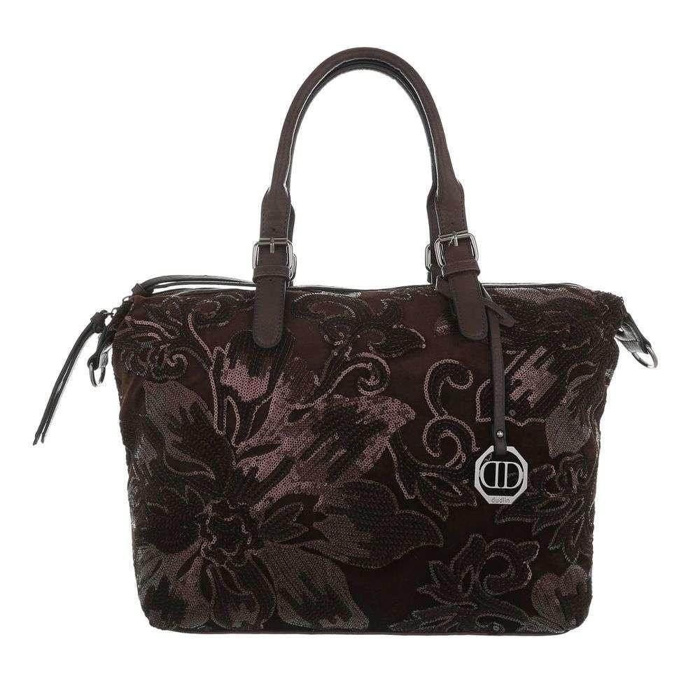 Elegantná veľká dámska taška sh-ta1062co