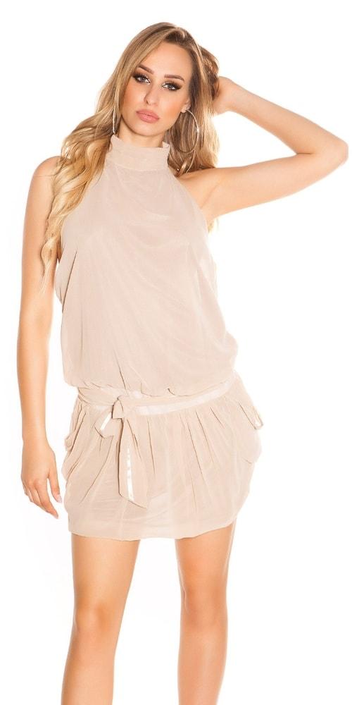 Dámske šifónové šaty Koucla in-sat1894be