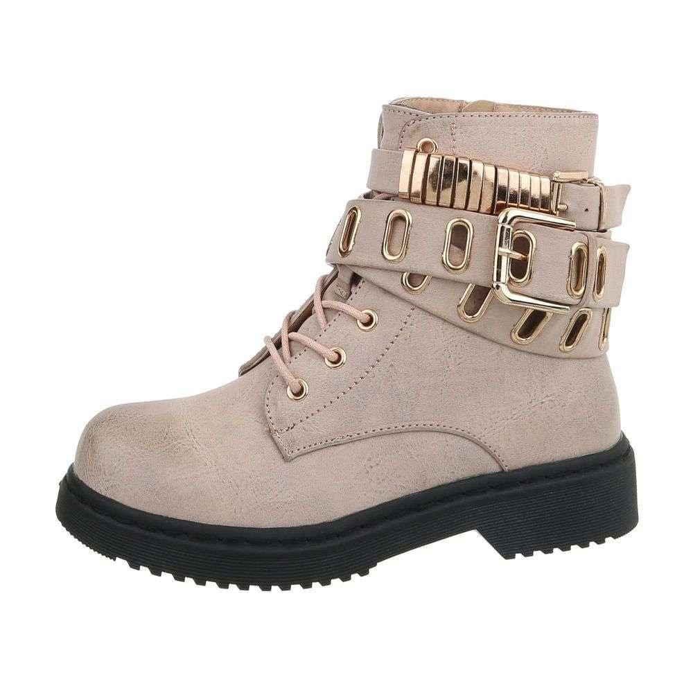 Členková dámska obuv - 40 EU shd-okk1050pi
