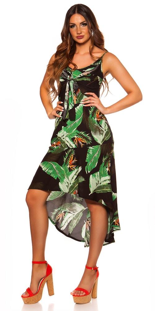 Dámské letní šaty Koucla in-sat2057bl