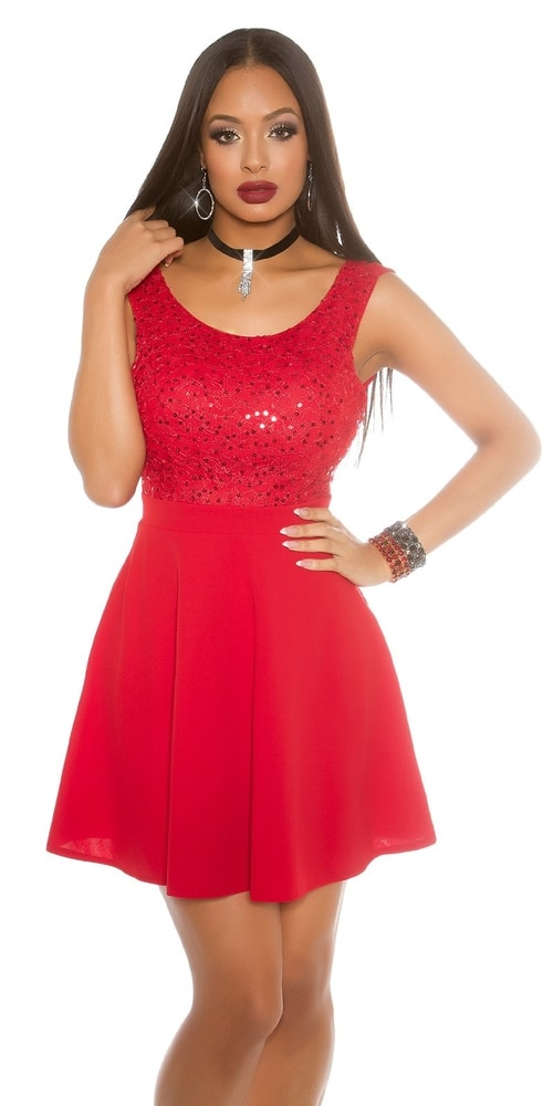 Spoločenské dámske šaty Koucla in-sat1495re