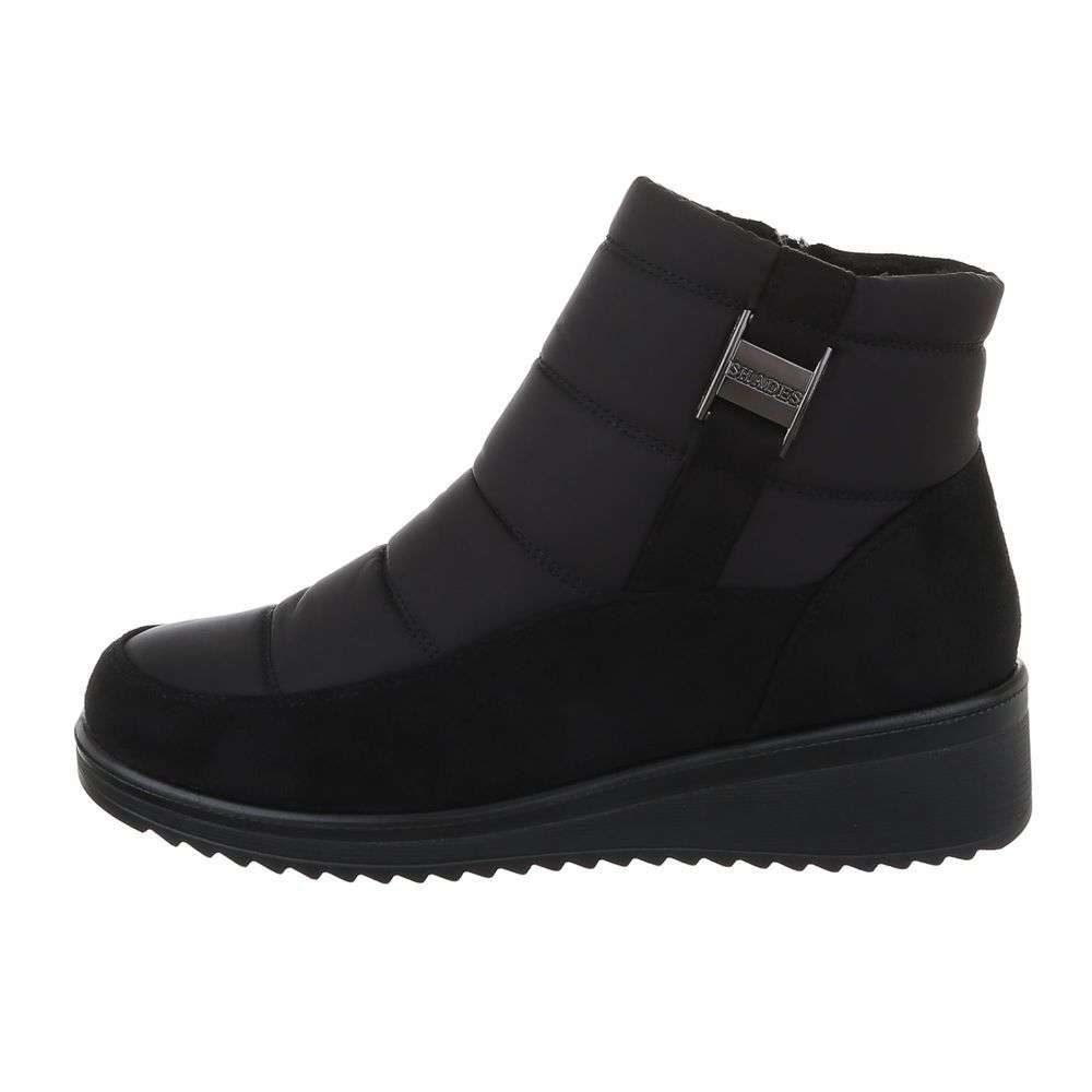 Zimní kotníková obuv - 39 EU shd-okk1262bl