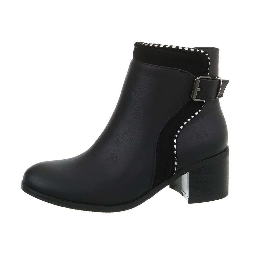 Členkové dámske topánky - 38 EU shd-okk1172bl