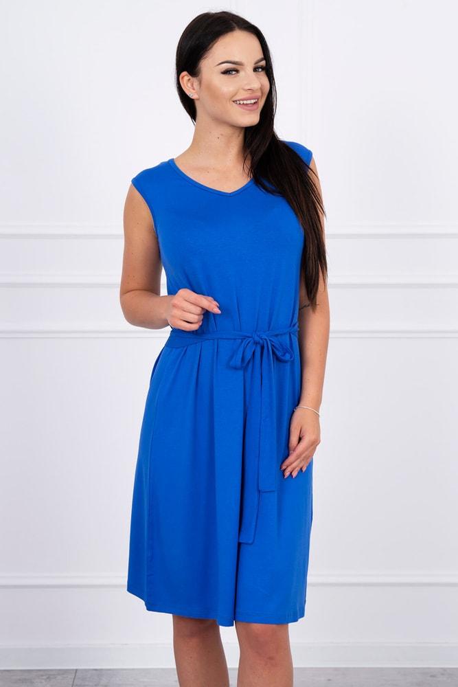 Letné dámske šaty - S Kesi ks-sa8899kmo