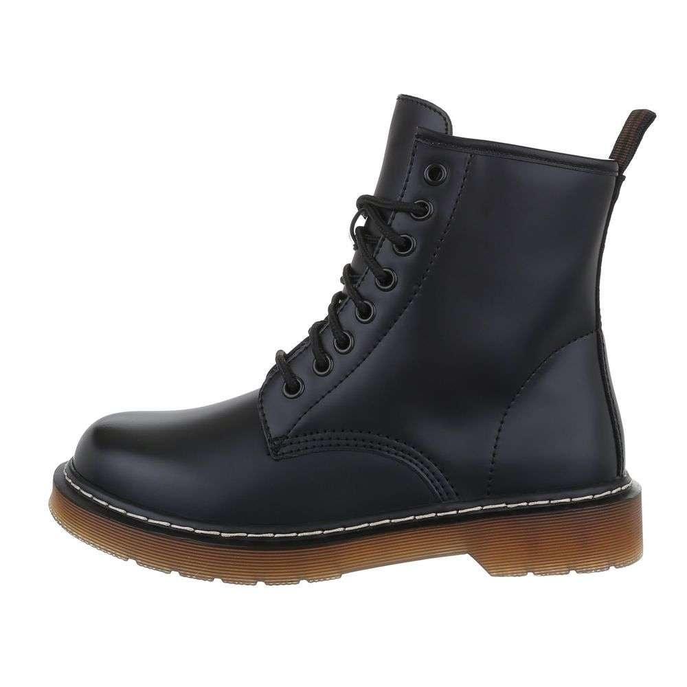 Kotníková dámská obuv EU shd-okk1151bl