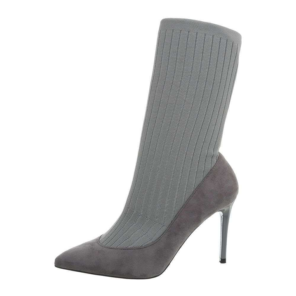 Ponožkové dámske lodičky - 41 EU shd-olo1015gr