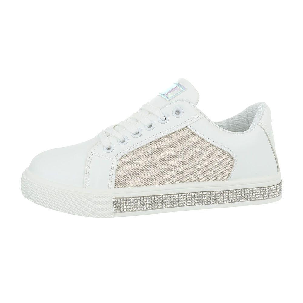 Dámske biele tenisky - 39 EU shd-osn1155go