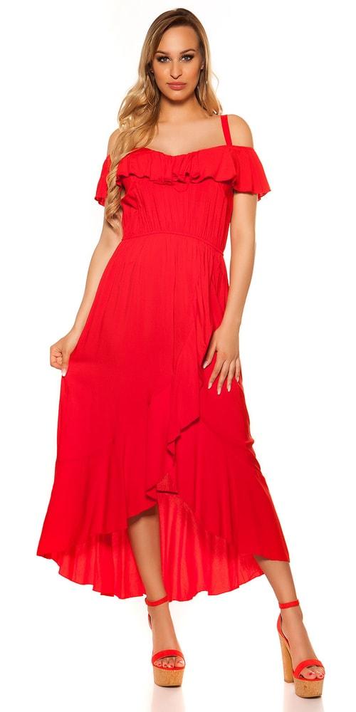 Dlouhé letní šaty Koucla in-sat2047re