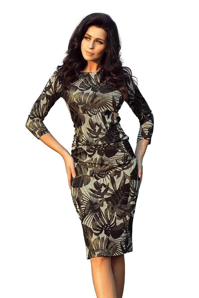 Dámské úpletové šaty Numoco nm-sat59-7