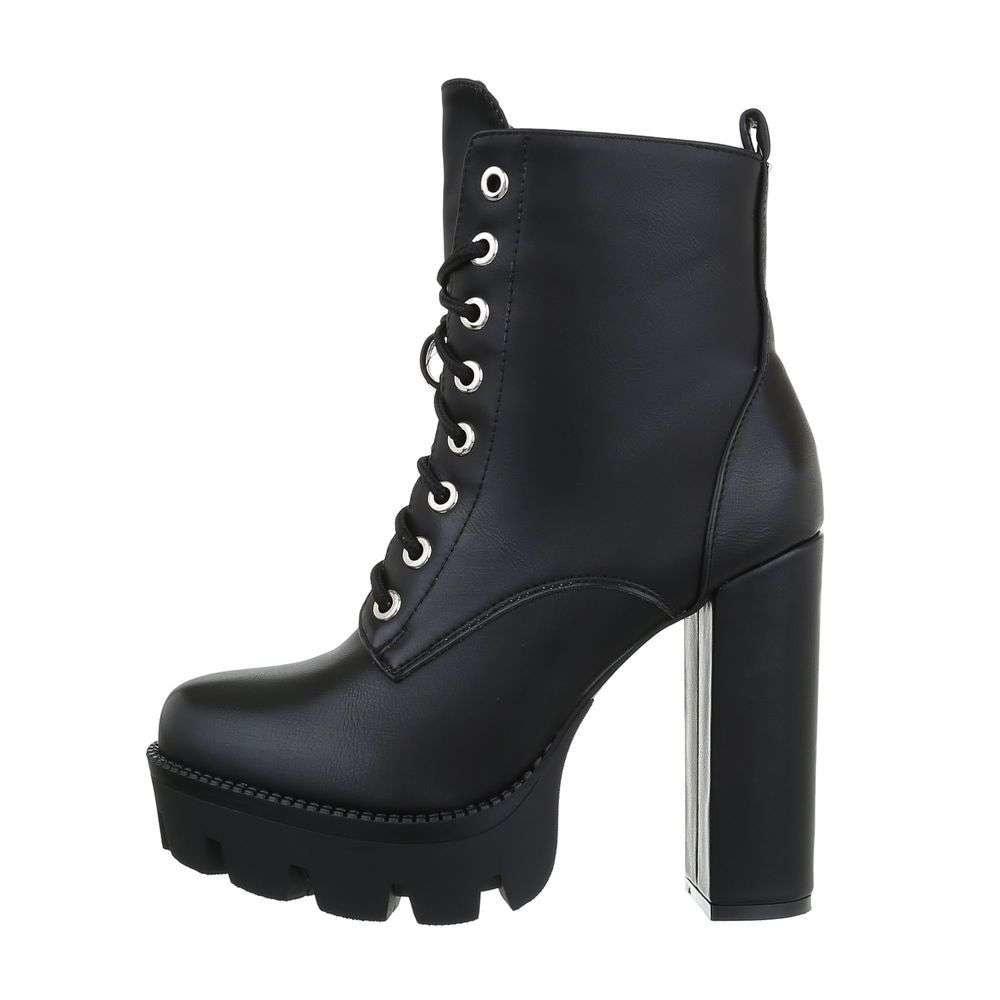 Členkové topánky dámske - 39 EU shd-okk1185bl
