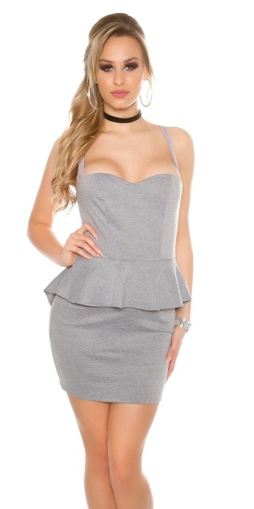 Dámske šaty - M Koucla in-sat1605gr