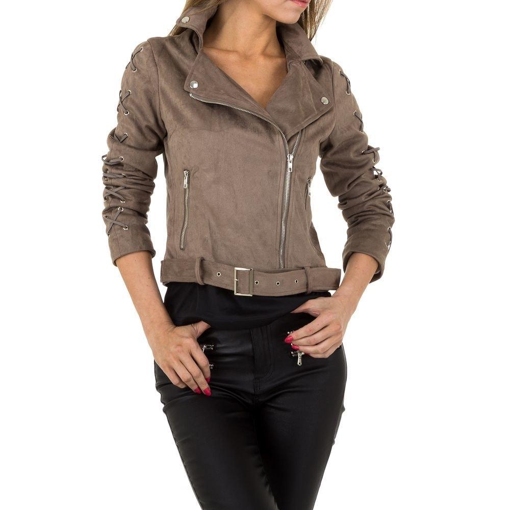 Krátká dámská bunda - S/36 EU shd-bu1100ta