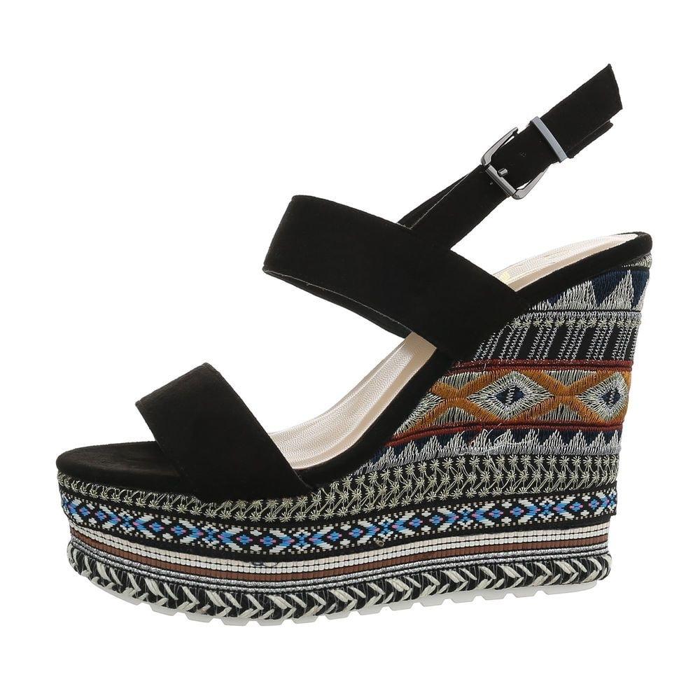 Vysoké sandále - 39 EU shd-osa1341bl