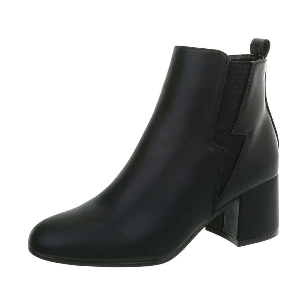 Členková dámska obuv EU shd-okk1041bl