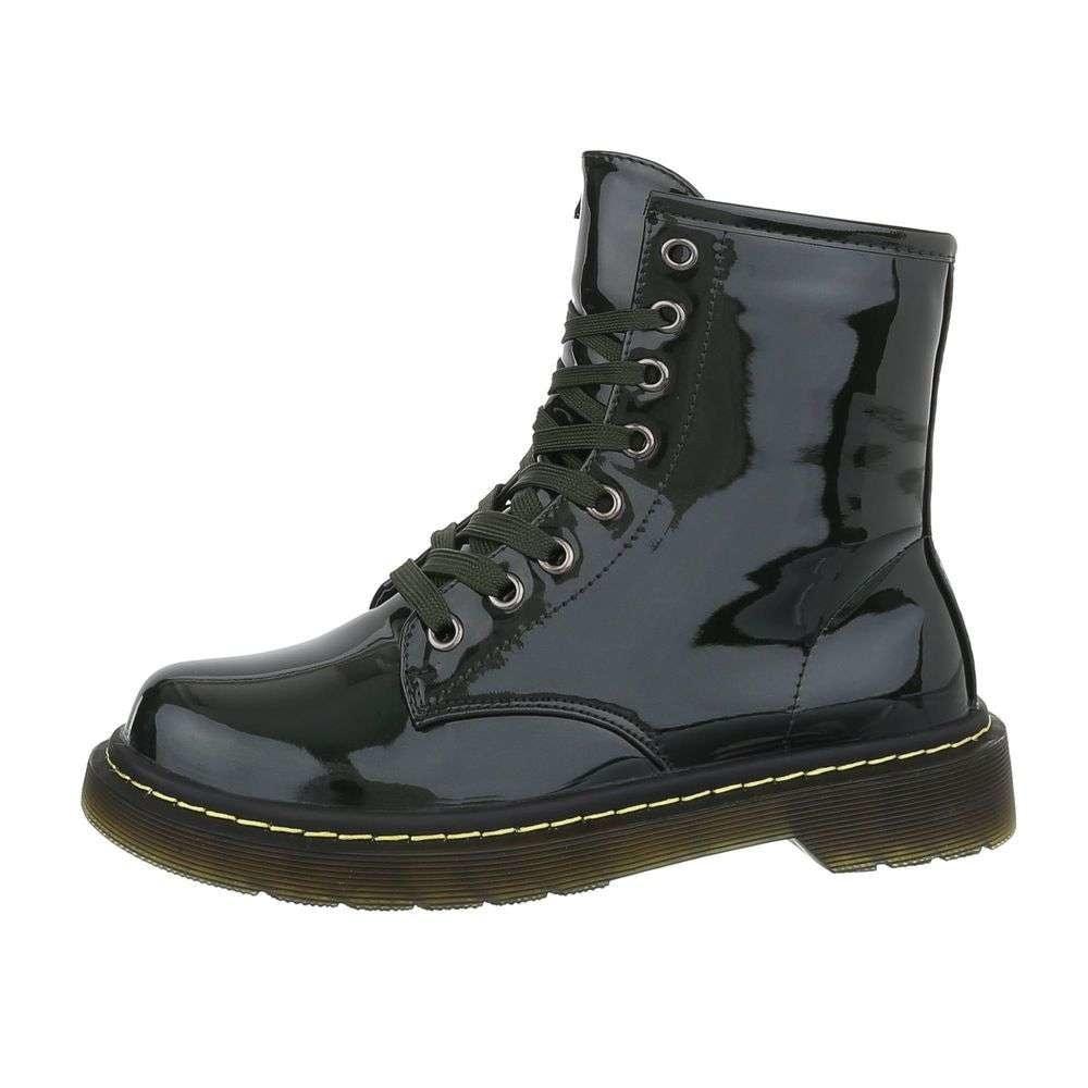 Čierne členkové topánky - 38 EU shd-okk1016kh
