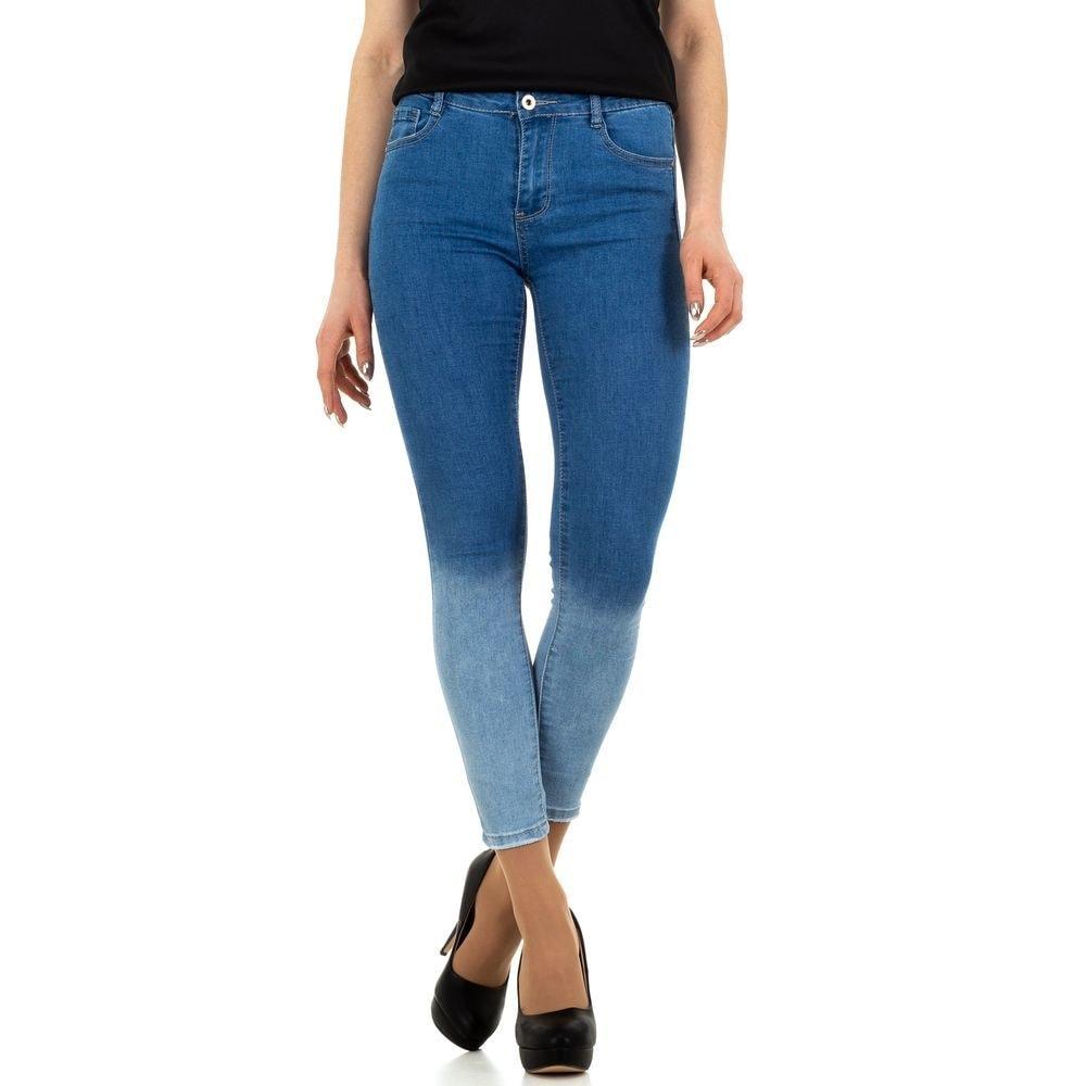 Dámske slim džínsy - L/40 EU shd-ri1172