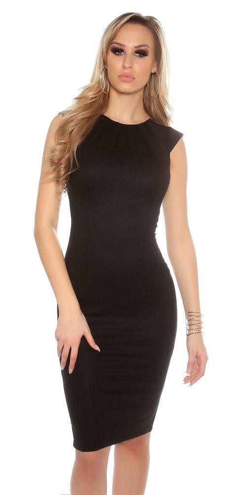 Šaty dámske - 36 Koucla in-sat1231bl