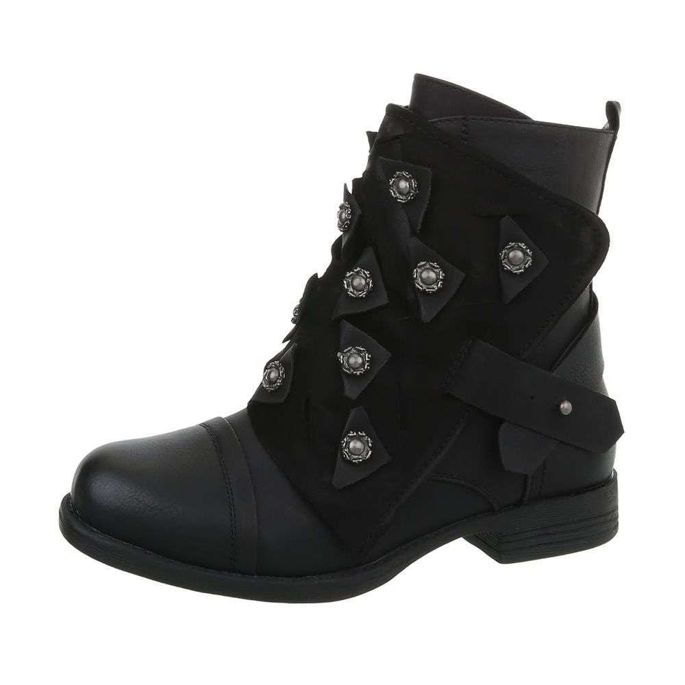 Kotníkové boty - 41 EU shd-okk1074bl