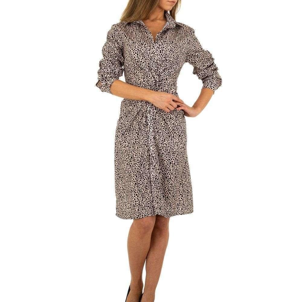 Dámske denné šaty - L/40 EU shd-sat1085bro