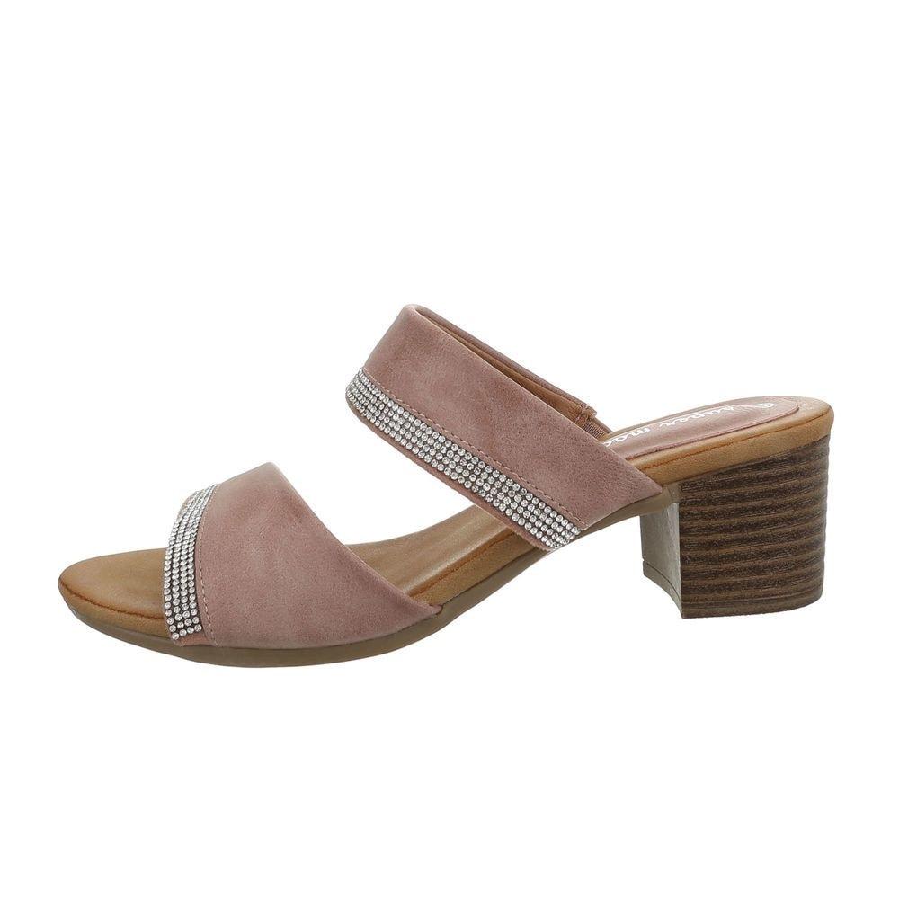 Sandále na podpätku - 40 EU shd-opa1110pi