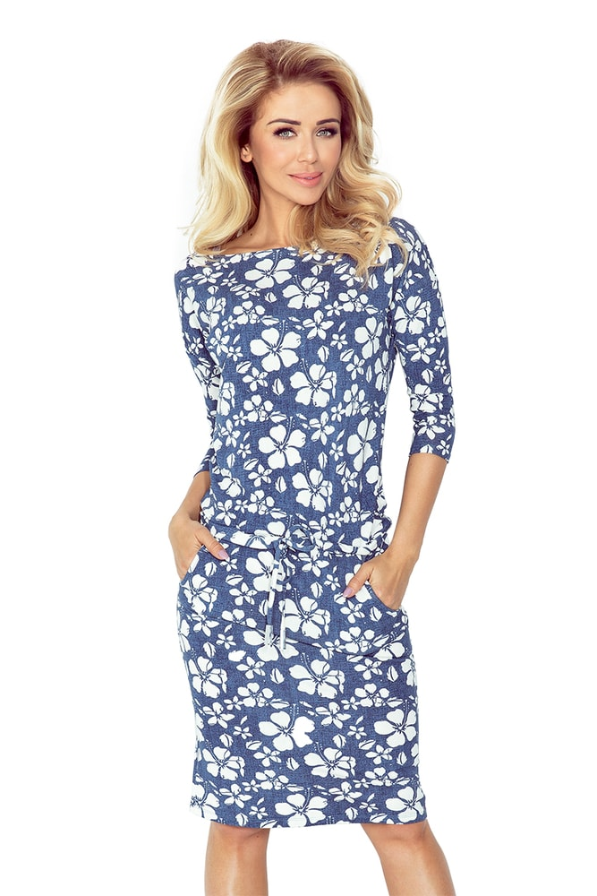 Dámske letné šaty - XXL Numoco nm-sat13-62