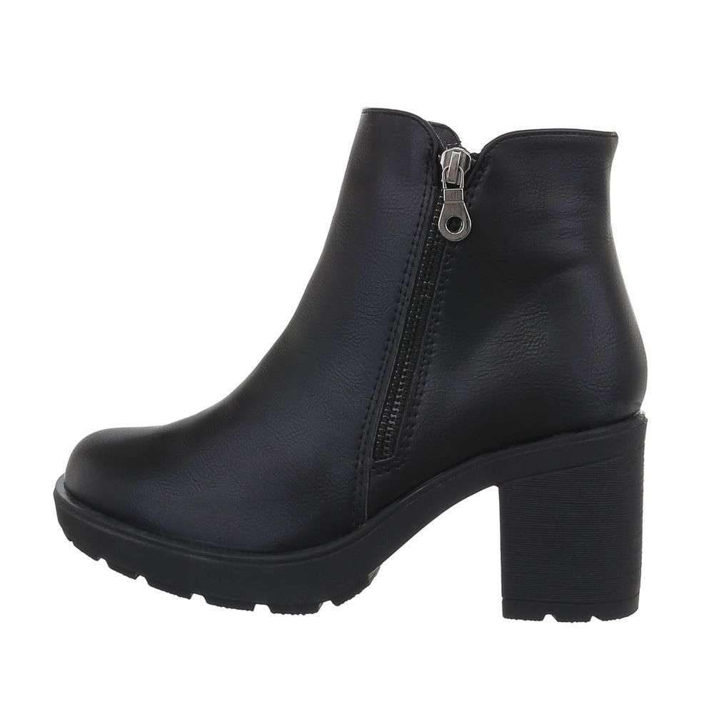 Kotníková dámská obuv - 39 EU shd-okk1322bl