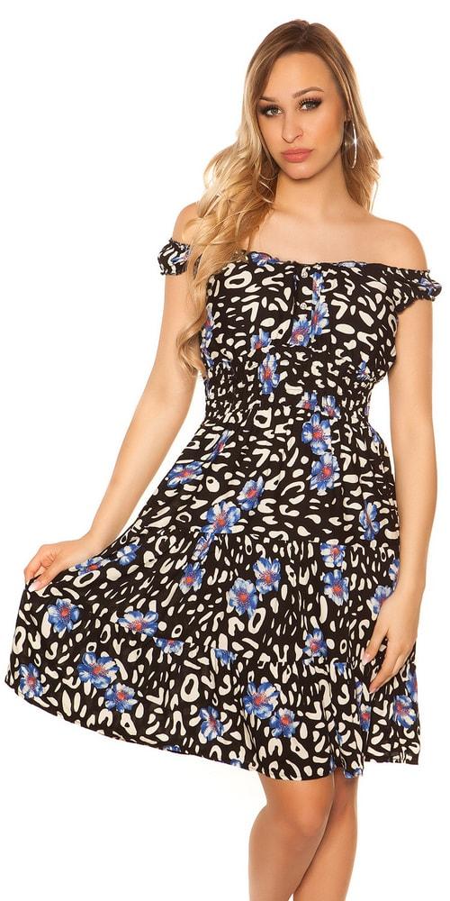 Letní šaty - S/M Koucla in-sat2028bl
