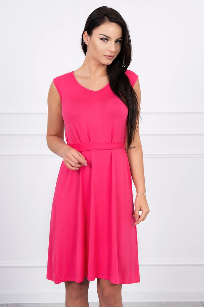 Letné dámske šaty - L Kesi ks-sa8899tpi