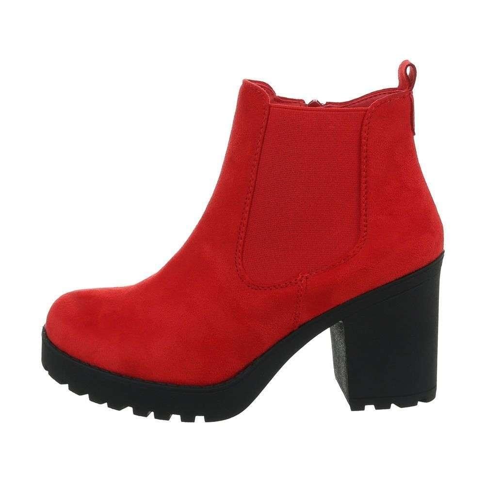 Dámske členkové topánky - 41 EU shd-okk1141re