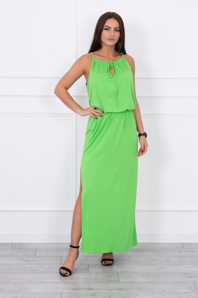 Dlouhé letní šaty Kesi ks-sa8893sze