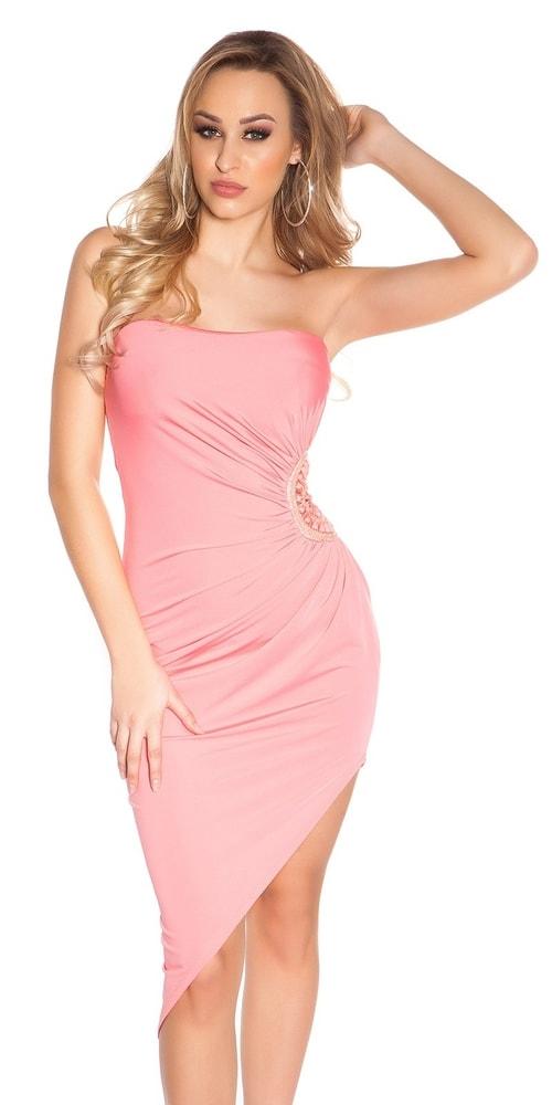 Spoločenské mini šaty Koucla in-sat1857lo