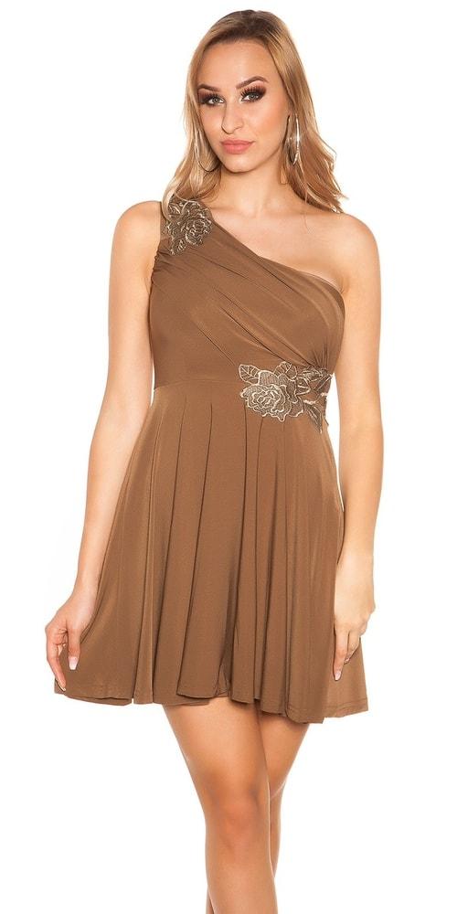 Plesové šaty krátke Koucla in-sat1204br
