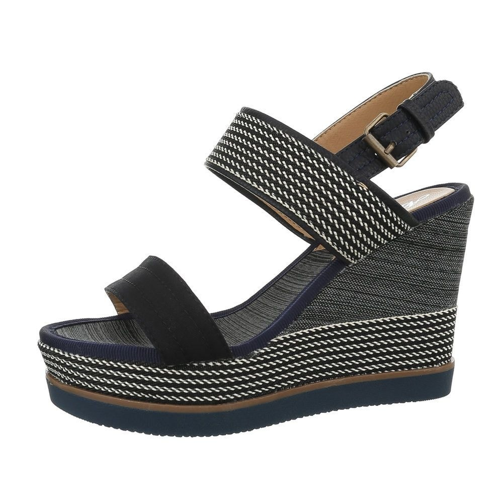 Letní sandálky - 39 EU shd-osa1140bl