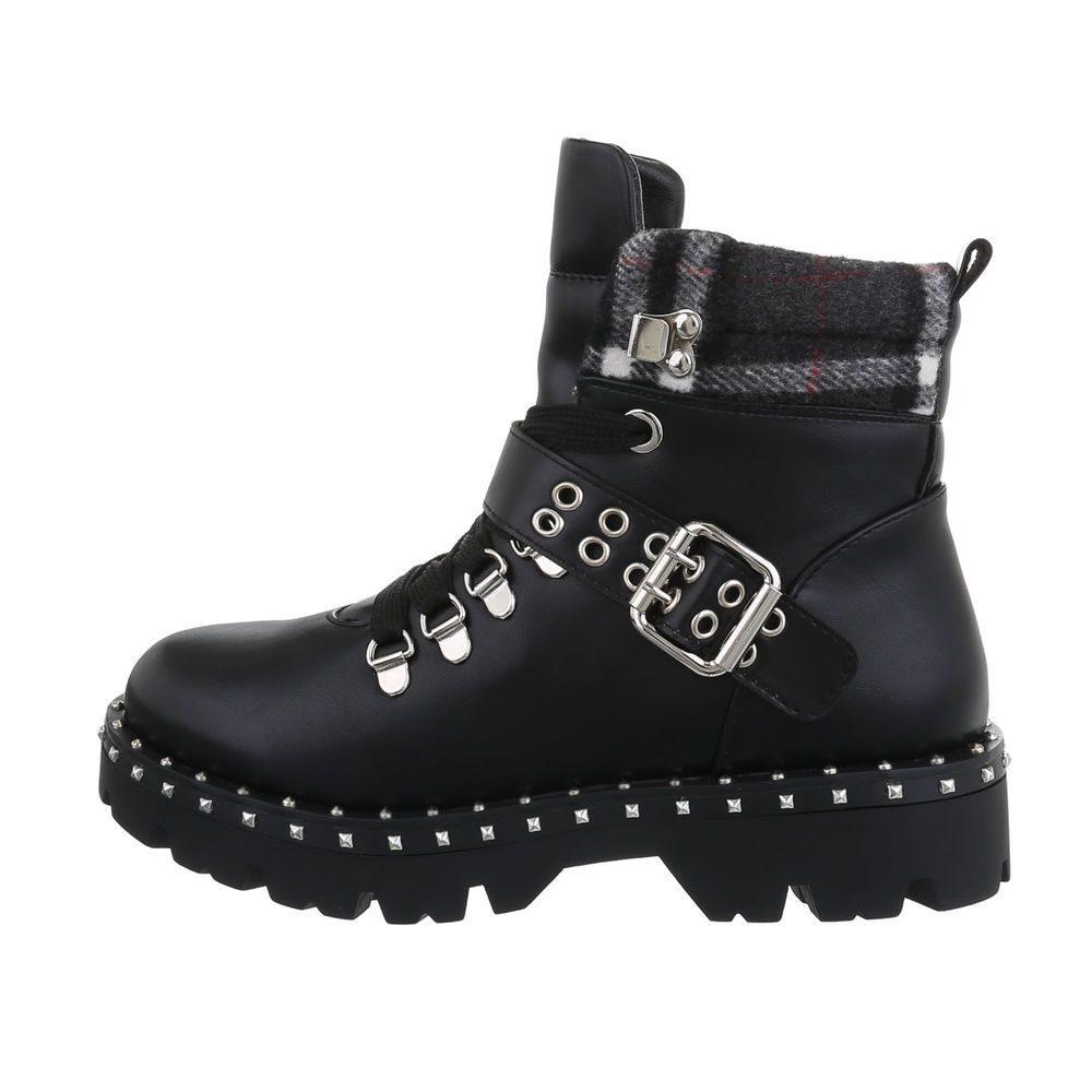 Členkové dámske topánky - 38 EU shd-okk1396bl